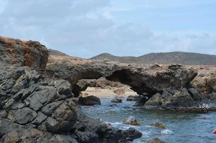 Enjoy the rugged beauty of Arikok