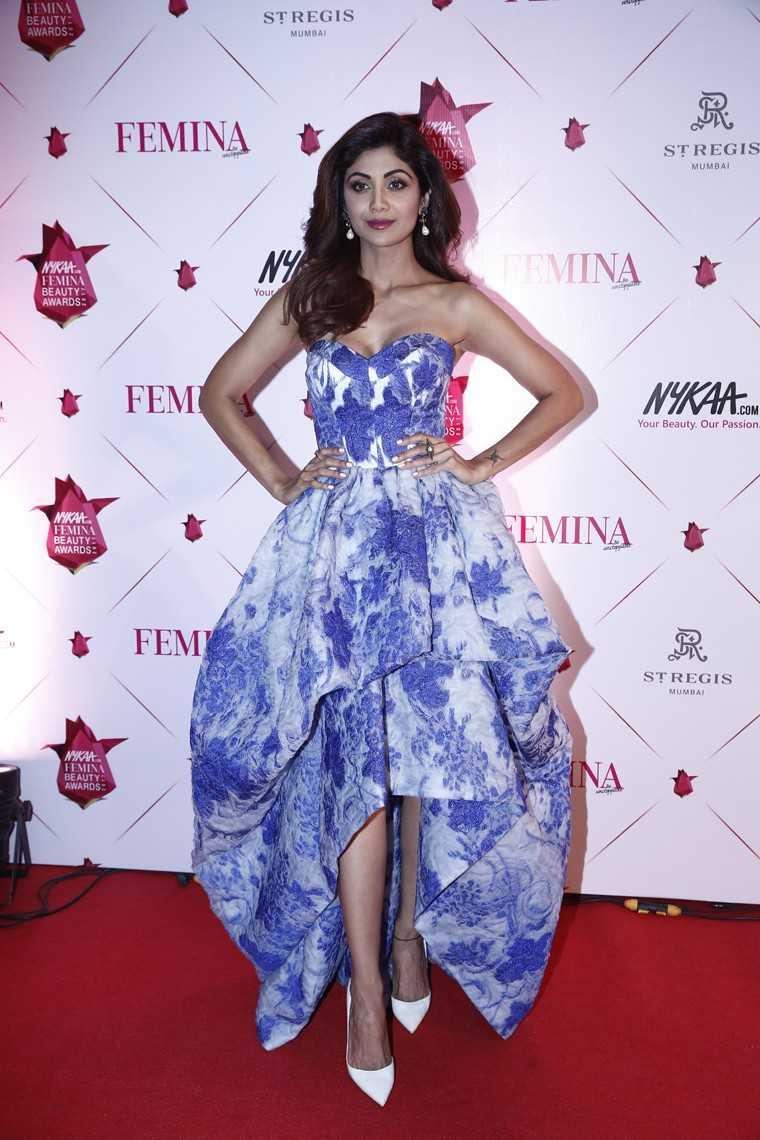 Shilpa Shetty in Yolan Cris
