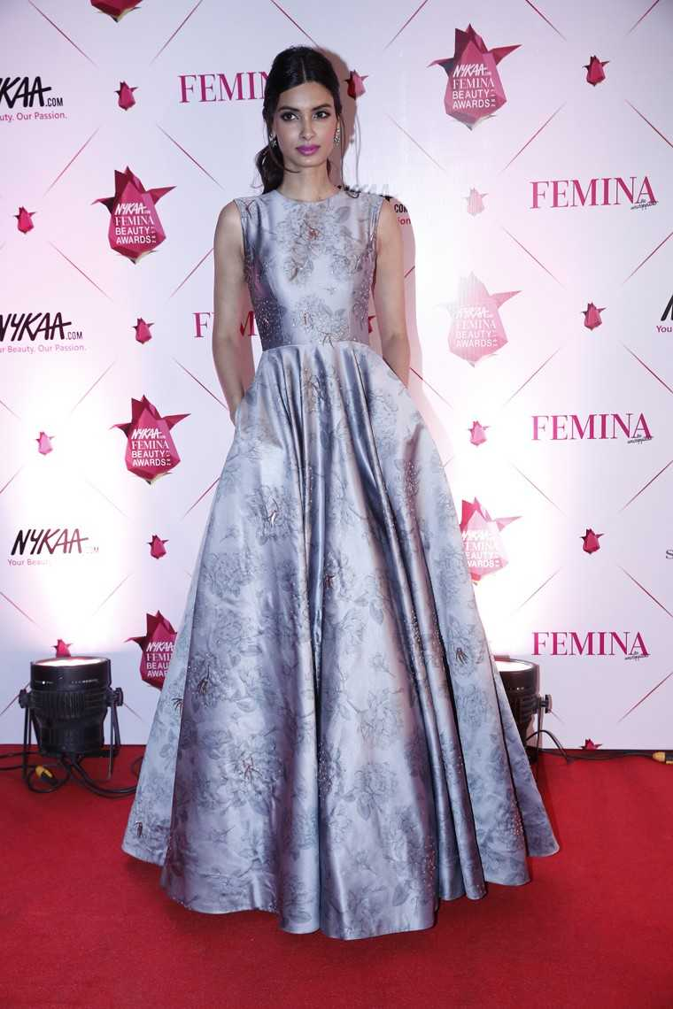 The lovely Diana Penty in Nishka Lulla