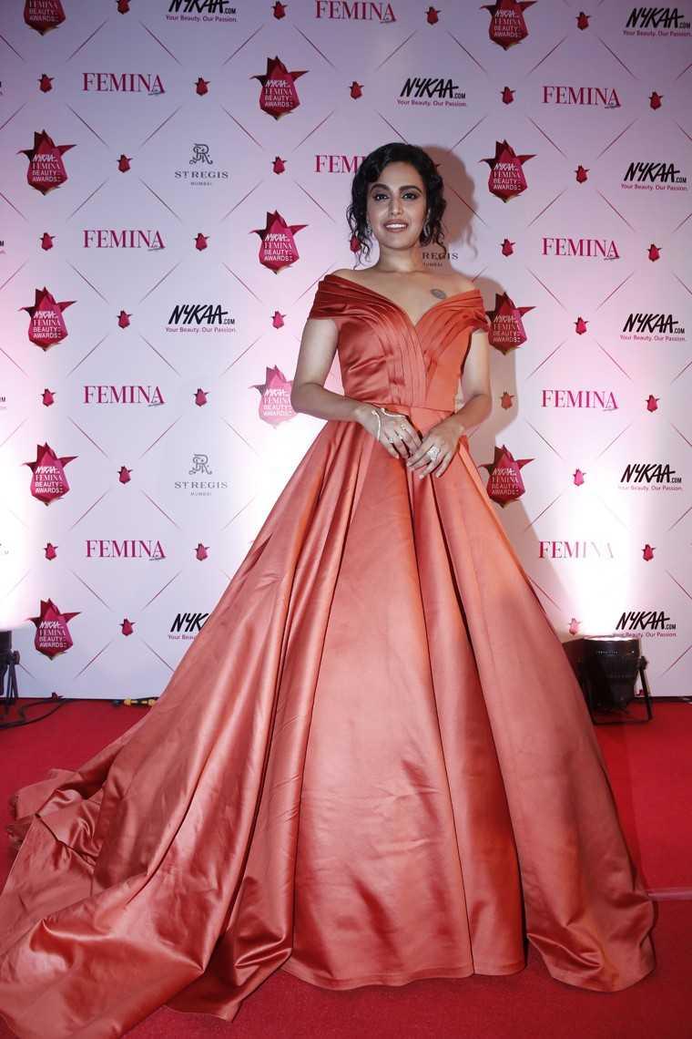 Swara Bhaskar in Manish Malhotra