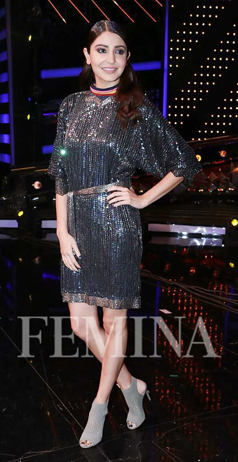 anushka-sharma Diesel dress