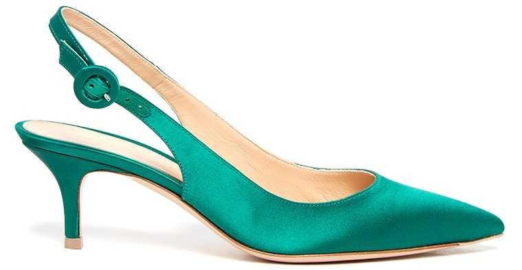 Revamped kitten heels