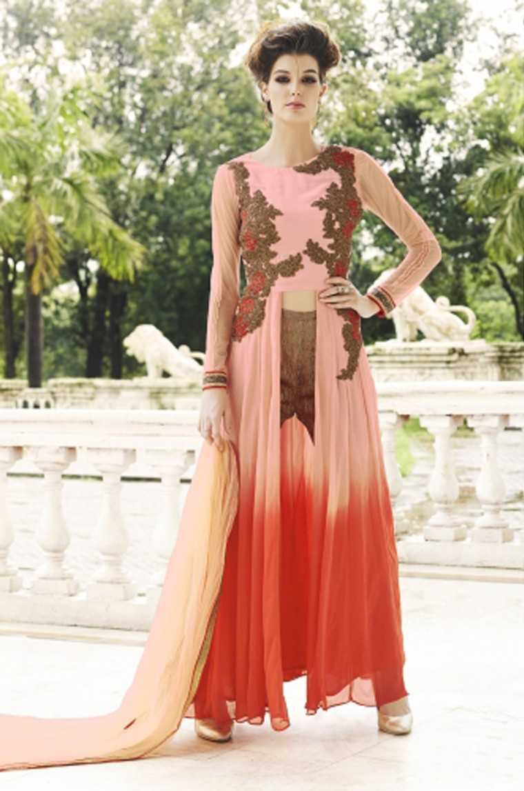 Give your salwar suits a twist