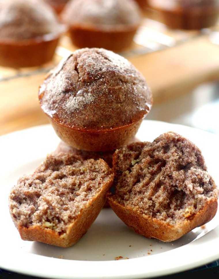 Ragi muffin