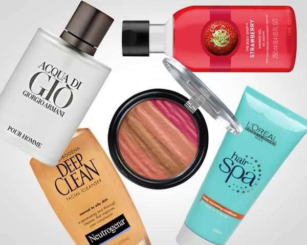 Award winning best beauty products of 2017 for skin, hair and makeup