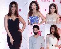 Nykaa.com Femina Beauty Awards 2017: Red carpet