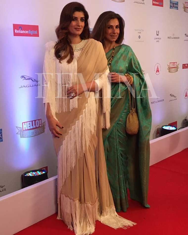 Twinkle-Khanna-Dimple-Kapadia-Hello-hall-of-fame-2017