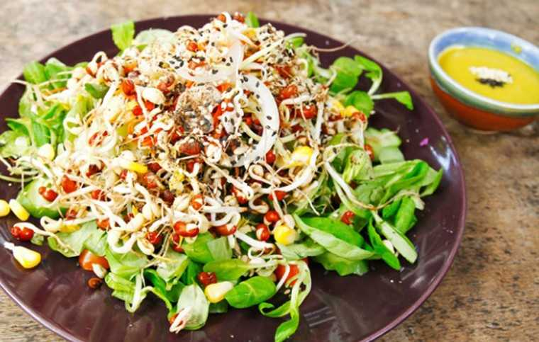 Feast your eyes on refreshing summer salads | femina.in