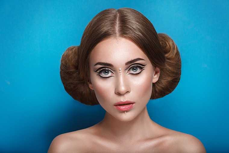 Flaunt the Leia hairstyle