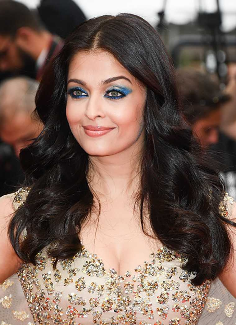 Aishwarya Rai blue eyes