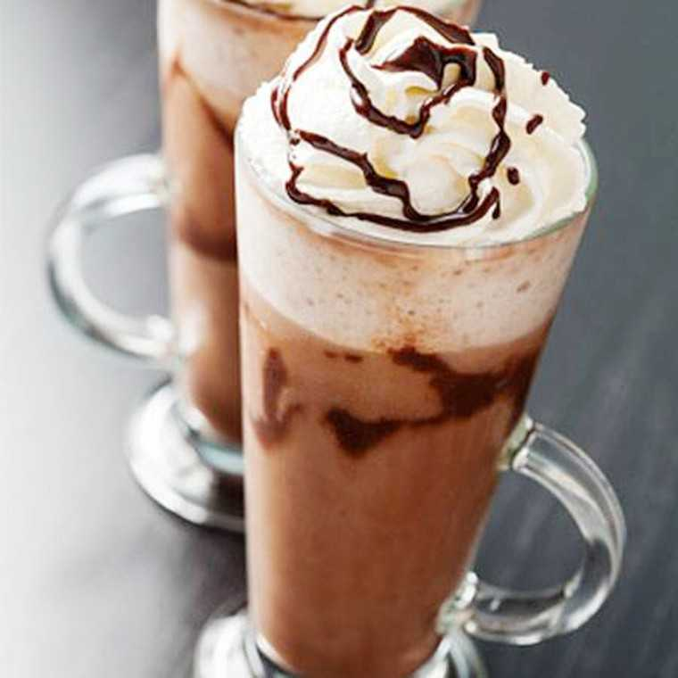 Basic cold coffee
