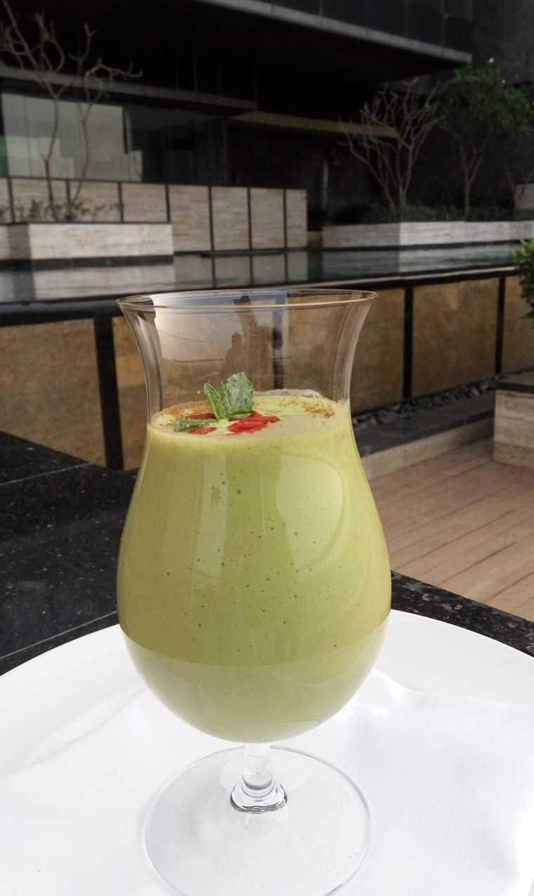 Everyday green smoothie