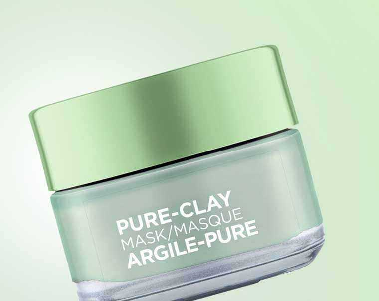 L'Oreal Paris Pure-Clay Mask Purify & Mattify