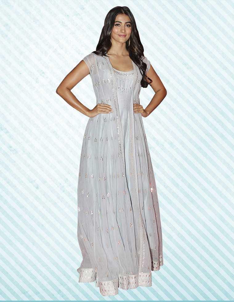 Pooja Hegde in Anita Dongre