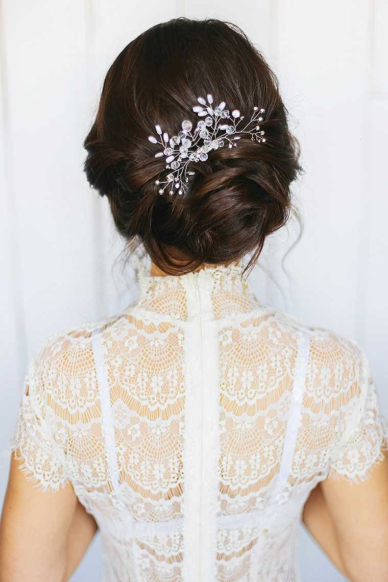 5 easy but classy hairstyles for your wedding | femina.in