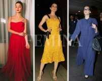 Wear primary colours like Alia, Kangana, Sonam