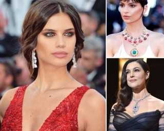 Our favourite jewels from the Cannes 2017 red carpet
