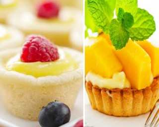 Bake these delightful fruit tarts today