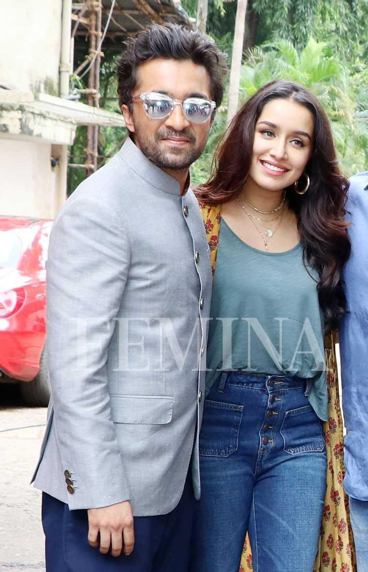 Shraddha and Siddhant Kapoor: