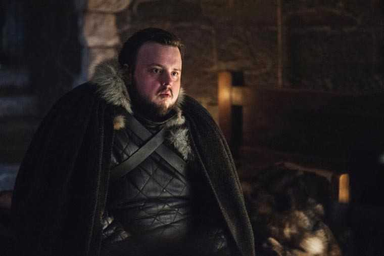 Samwell and Bran are the comic reliefs we didn't know we needed