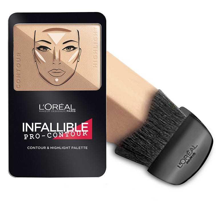 Oréal Paris Infallible Pro Contour Sculpt Compact