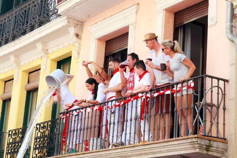 Puerto Rico celebration