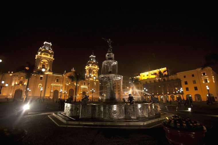 Visit Lima, the modern Peru