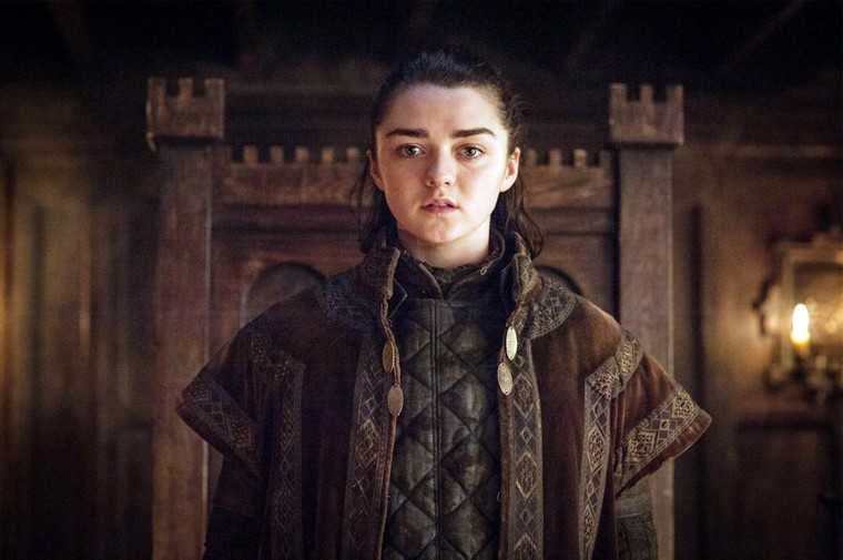 The Arya we've been rooting for has FINALLY arrived