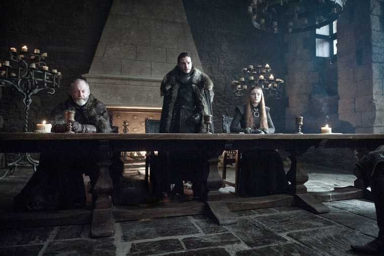 Game Of Thrones S7 Ep 2 Images Released