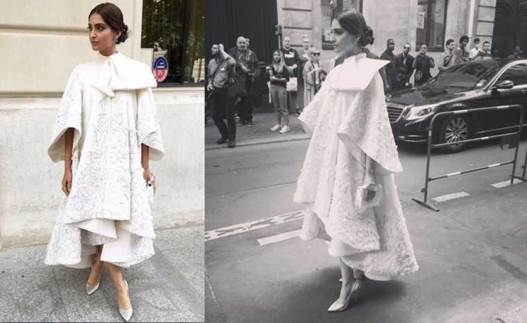 Paris Couture Week sonam