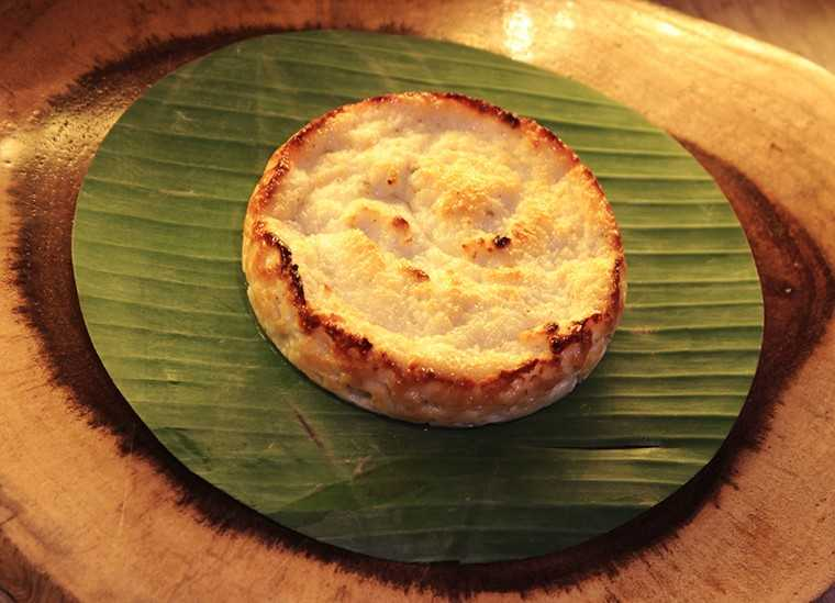 Chhena poda from Odisha