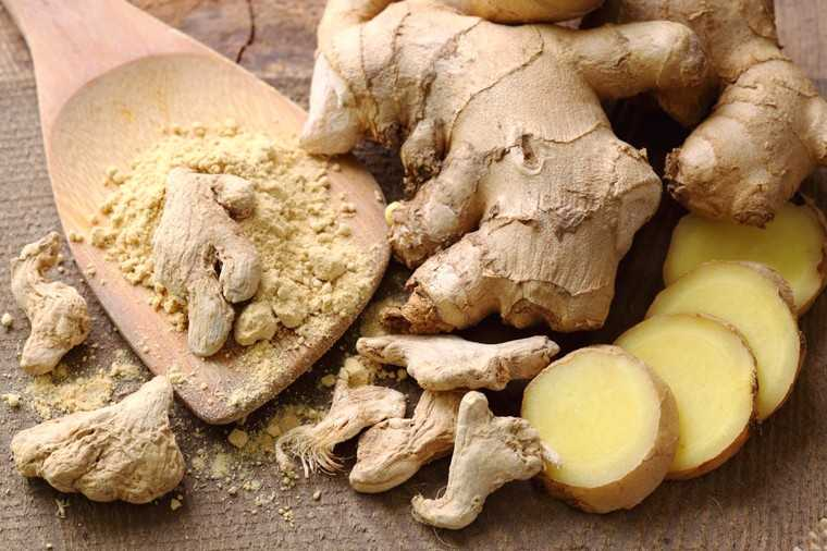 Make ginger your food-buddy