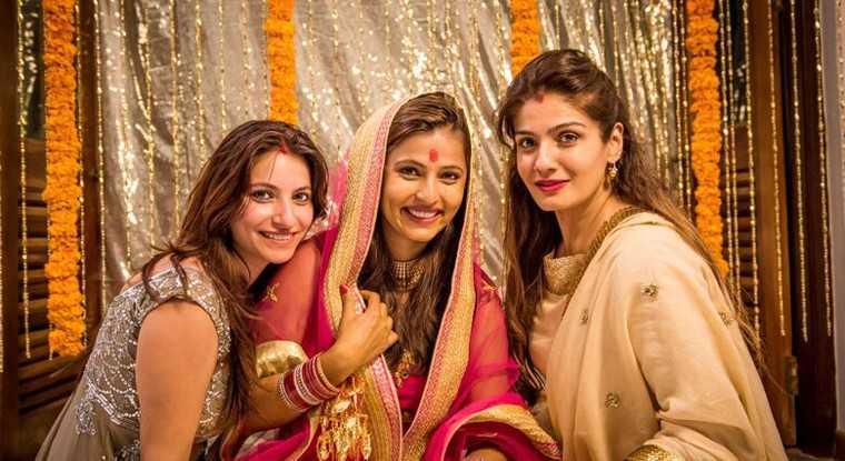Raveena Tandon, Chhaya,Pooja