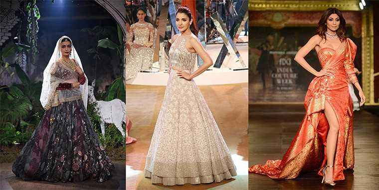 Alia Bhatt, Ranveer Singh rock ramp show in Manish Malhotra's designed outfits