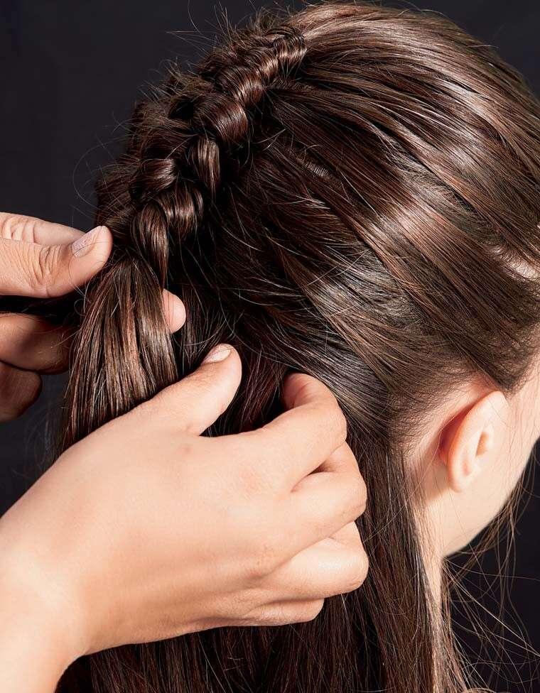 infinity braids