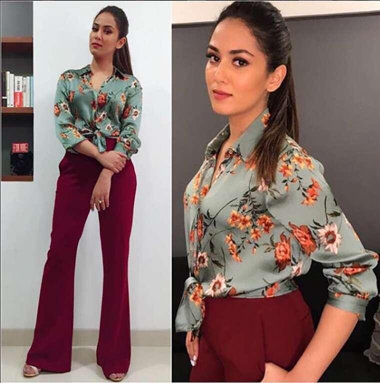 Mira Rajput Kapoor in Zara