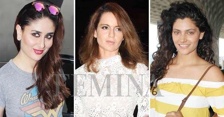 Kareena, Kangna, Saiyami
