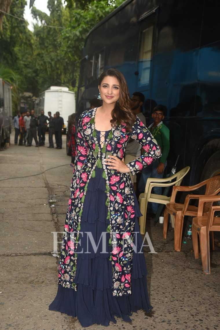 Parineeti  festive wear