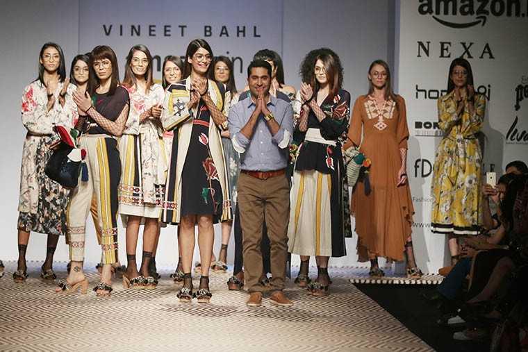 Designer Vineet Bahl