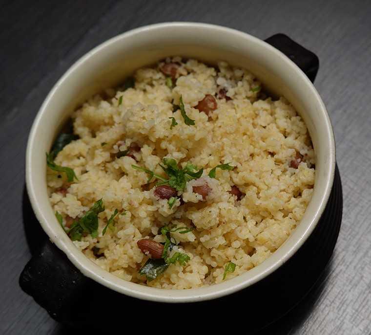 Samo rice pulao