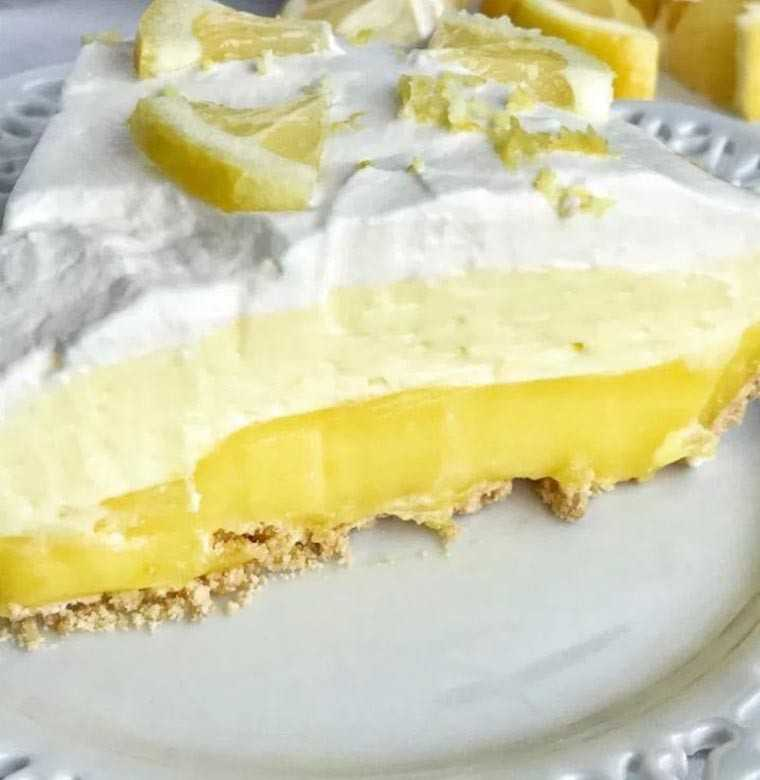 lemon pudding pi