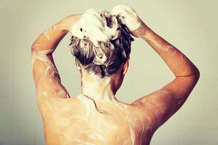 Avoid over washing the hair