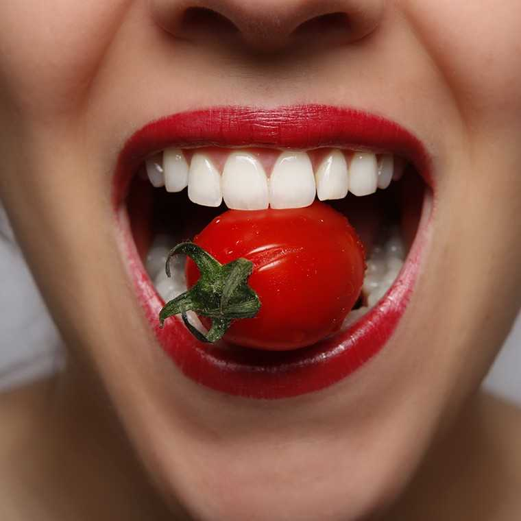 Foods to help you get rid of dark lips | Femina in