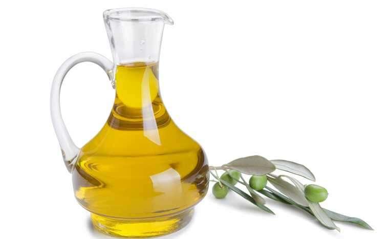 olive oil mask