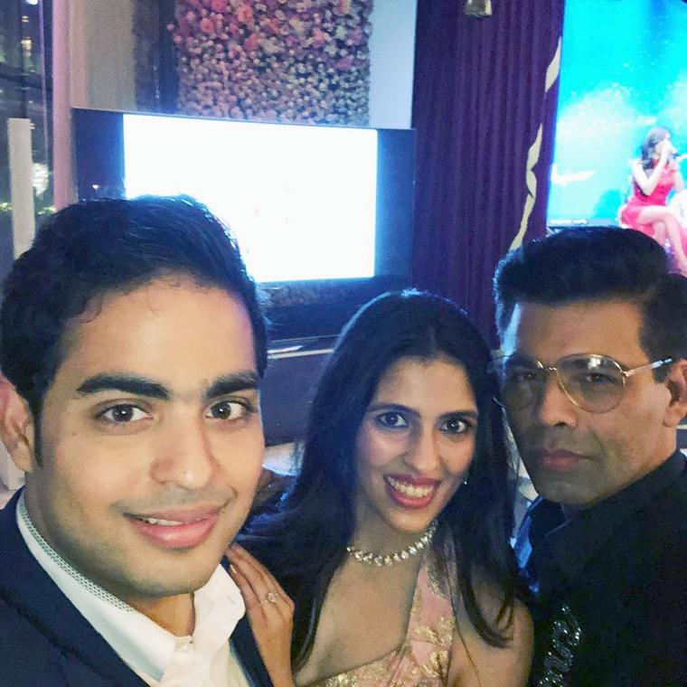 Shloka Mehta wedding plans