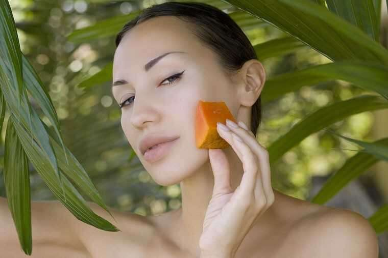 papaya face masks for glowing skin