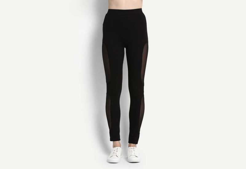 Black Clara Leggings
