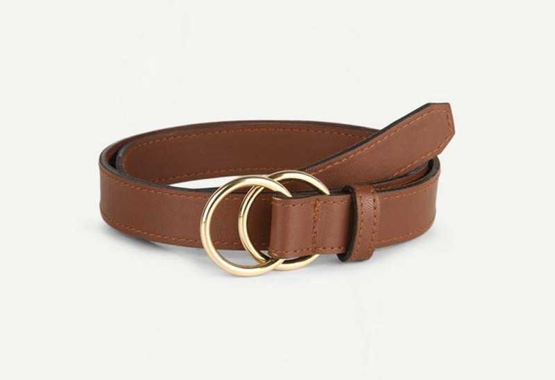 Brown Earlon Belt