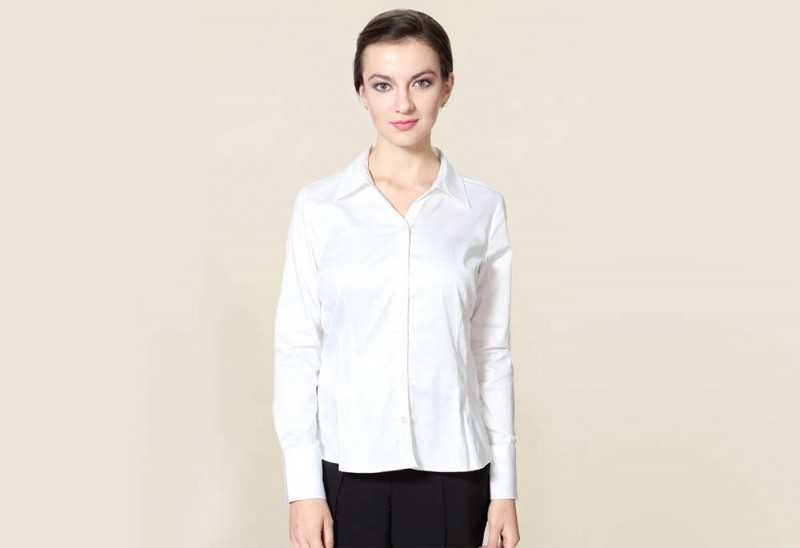 Solly By Allen Solly White Regular Fit Solid Shirt