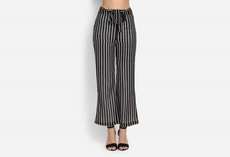 Striped Farra Pants